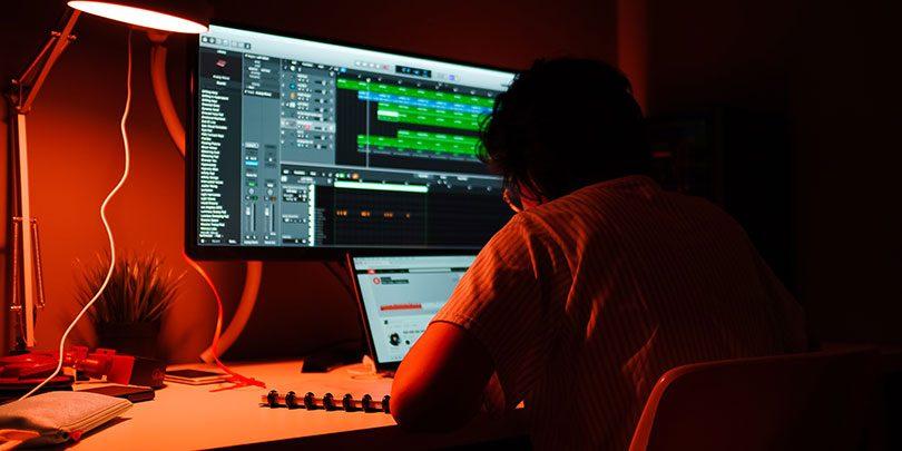 Music Distribution Client Tim North