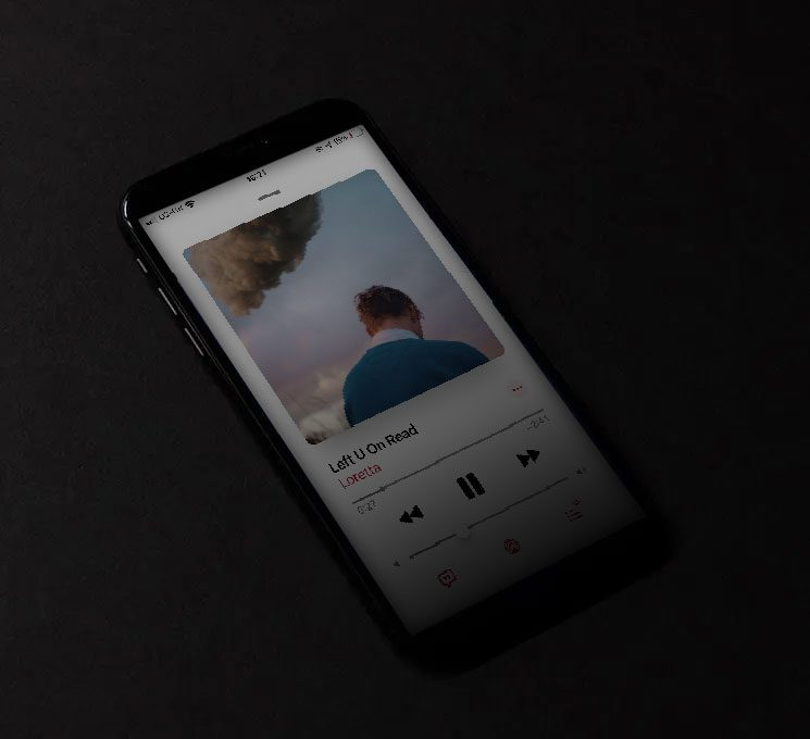 Identity Music Distribution Client On Apple Music