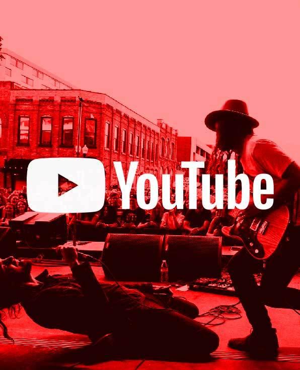 Identity Music distribution partner YouTube